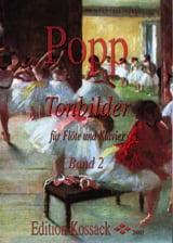 Wilhelm Popp - Tonbilder - Volume 2 - Sheet Music - di-arezzo.com