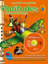 Flutitudes - Volume 3 laflutedepan.com