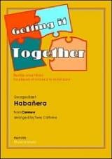 Habanera (Carmen) -Ensemble Georges Bizet Partition laflutedepan.com