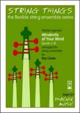 Windmills of your Mind – String ensemble - laflutedepan.com