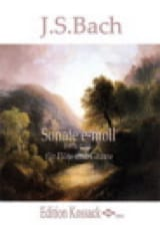 Sonate e-moll BWV 1034 – Flöte Gitarre - laflutedepan.com