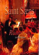 Camille Saint-Saëns - Romance Op. 37 - Partition - di-arezzo.fr