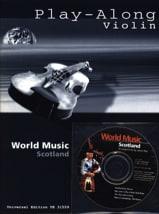 Play-Along Scotland – Violon / Piano James Rae laflutedepan.com