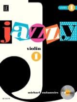 Jazzy Violon 1 Michael Radanovics Partition Violon - laflutedepan