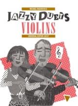 Michael Radanovics - Jazzy Duets Violins avec CD - Partition - di-arezzo.fr