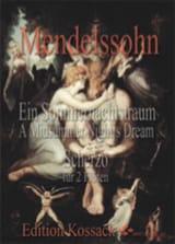 Ein Sommernachtstraum - Scherzo - 2 Flöten laflutedepan.com