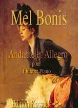 Mel Bonis - Andante et Allegro - Partition - di-arezzo.fr