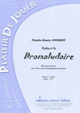 Claude-Henry Joubert - Robert the Dromaludary - Sheet Music - di-arezzo.com