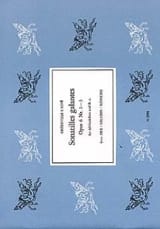 Philippe Esprit (L'Aîné) Chédeville - Sonatilles Galantes Op 6 N ° 1 A 3 - Sheet Music - di-arezzo.co.uk