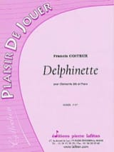 Francis Coiteux - Delphinette - Sheet Music - di-arezzo.co.uk