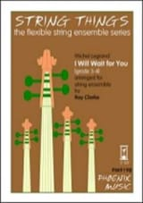 Michel Legrand - I will wait for you – String ensemble - Partition - di-arezzo.fr