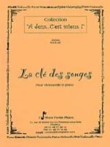 Jérôme Naulais - La clé des songes - Partition - di-arezzo.fr