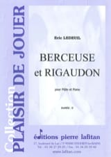 Eric Ledeuil - Lullaby and Rigaudon - Sheet Music - di-arezzo.co.uk