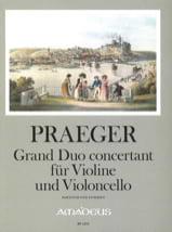 Grand duo concertant für Violine und Violoncello op. 41 laflutedepan.com