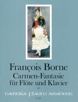 François Borne - Carmen-Fantaisie - Partition - di-arezzo.fr