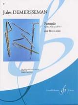 Pastorale op. 2 n° 3 Jules Demerssemann Partition laflutedepan.com