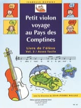 Isabelle Dupont - Small violin in the Country of the Rhymes, Volume 2 - Sheet Music - di-arezzo.co.uk