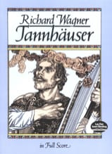 Tannhauser - Full Score Richard Wagner Partition laflutedepan.com
