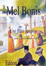 Une flûte soupire Mel Bonis Partition laflutedepan.com