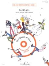 Cocktails Play Back Perez / Masson Partition laflutedepan.com