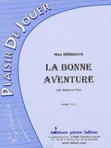 La Bonne Aventure Max Méreaux Partition Basson - laflutedepan.com