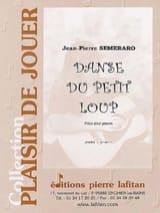 Danse du Petit Loup - Jean-Pierre Semeraro - laflutedepan.com