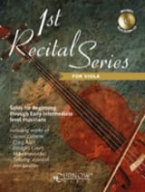 First Récital Séries - Viola Recital Series First laflutedepan.com