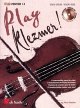 Nico Dezaire - Play Klezmer! Violin - Sheet Music - di-arezzo.co.uk