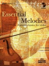 Essential Melodies Peter Manning Partition Violon - laflutedepan.com