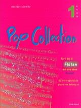 Pop Collection - Volume 1 Manfred Schmitz Partition laflutedepan