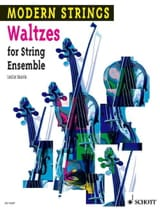Swing Waltzes for String Ensemble - Searle Leslie - laflutedepan.com