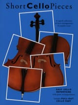 Short Cello Pieces - Hywel Davies - Partition - laflutedepan.com