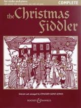 The Christmas Fiddler – Complete Jones Edward Huws laflutedepan.com