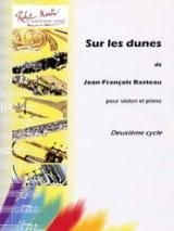 Sur les dunes - Jean-François Basteau - Partition - laflutedepan.com