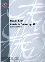 Sonata da Camera op. 67 –Flöte Klavier - laflutedepan.com