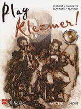 Play Klezmer ! - Clarinette Partition Clarinette - laflutedepan.com