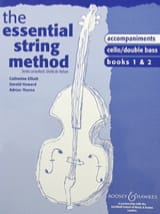 Essential String Method - Accompagnement Piano 1&2 laflutedepan.com