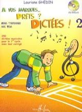 A vos marques, prêts, dictées - Volume 2 Elève laflutedepan.com