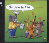 CD - On Aime la FM Volume 1 - SICILIANO - Partition - laflutedepan.com