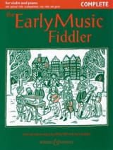 The Early Music Fiddler - Complete Jones Edward Huws laflutedepan