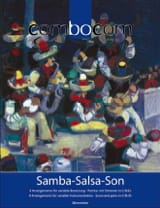 Combocom - Samba - Salsa - Son Jean Kleeb Partition laflutedepan.com