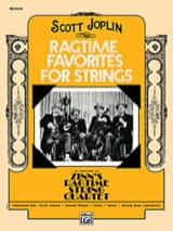 Scott Joplin - Ragtime Favorites for Strings - Partition - di-arezzo.fr