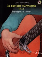 TISSERAND - I'm Guitarist Volume 2 - Sheet Music - di-arezzo.co.uk