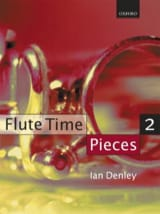 Flute Time Pieces - Volume 2 Ian Denley Partition laflutedepan.com