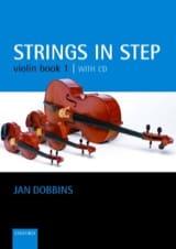 Jan Dobbins - Strings in step, book 1 - Violin - Sheet Music - di-arezzo.com