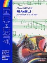 Ribambelle - Olivier Dartevelle - Partition - laflutedepan.com