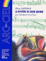 Olivier Dartevelle - The mystery of Dame Jeanne - Sheet Music - di-arezzo.co.uk