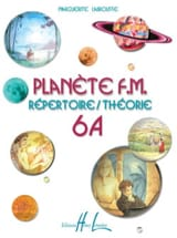Planète FM 6A- Répertoire + Théorie - laflutedepan.com