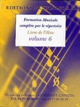FM Complète Par le Répertoire, Volume 6 - CD en téléchargement - laflutedepan.com