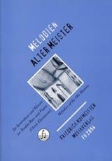 Melodien alter Meister - Partition - laflutedepan.com